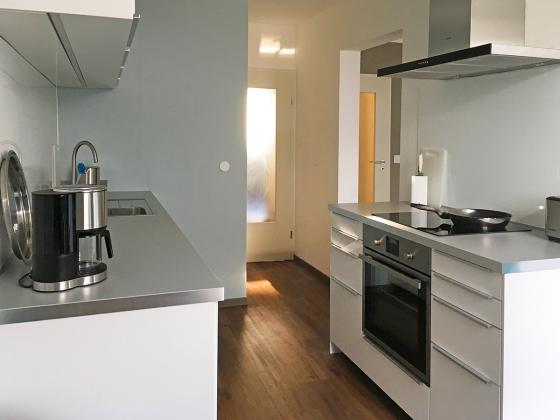 """Apartment """"KlarSchiff"""" Ref. 177870 - Küche mit Kochbereich"""