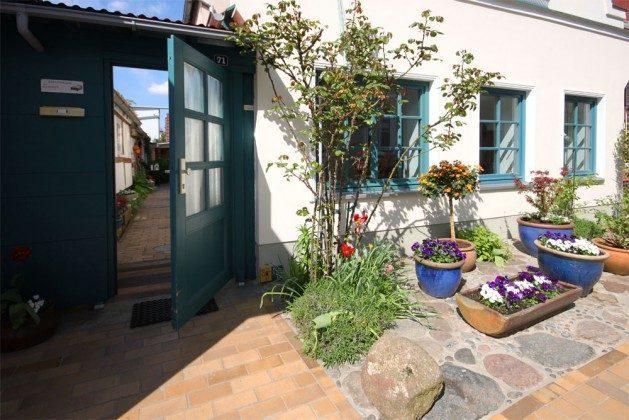 """Eingang - Studio """"Blumenblick"""" - Ref 179373"""