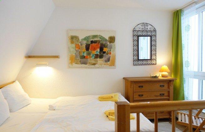 Schlafzimmer Galerie Warnemuende Ferienwohnung am alten Strom 2098