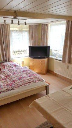 Warnem�nde Studio - 3147 - 2 - Wohn- und Schlafzimmer