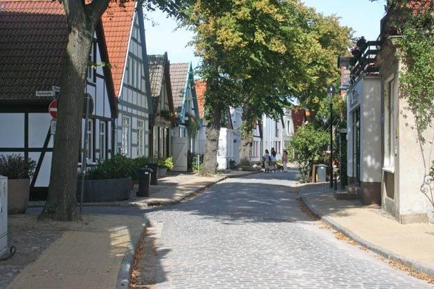 Warnemünde - Ferienwohnung am unteren Strom - Umgebung - Ref. 62295-1