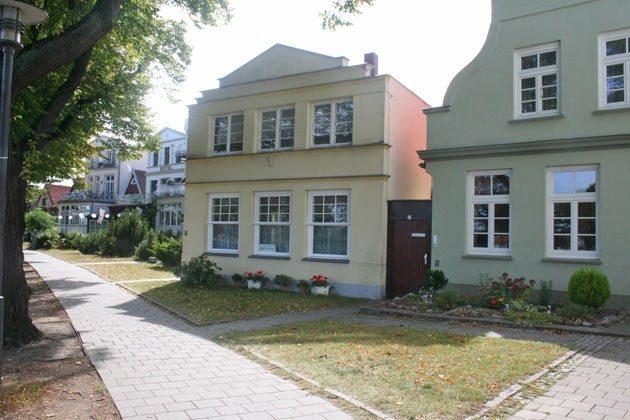 Warnemünde - Ferienwohnung am unteren Strom - Außenansicht - Ref. 62295-1