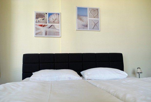 Schlafzimmer Ferienwohnung Zum Lotsen /  REF 22347
