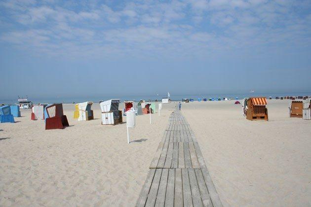 STrand Ferienwohnung Zum Lotsen /  REF 22347