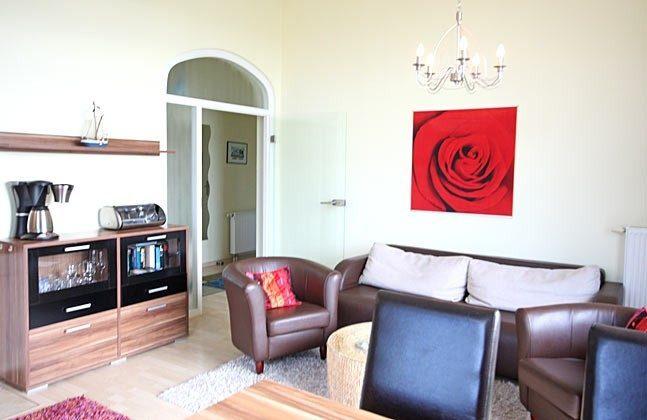 Wohnbereich Ferienwohnung Zum Lotsen /  REF 22347