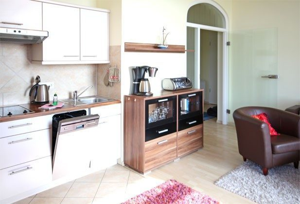Küche Ferienwohnung Zum Lotsen /  REF 22347