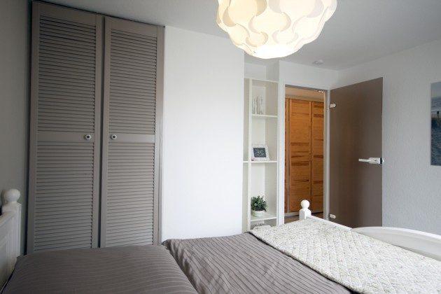 Elmenhorst - Ferienwohnung Seegras Obergeschoss Ref. 195406, Schlafzimmer