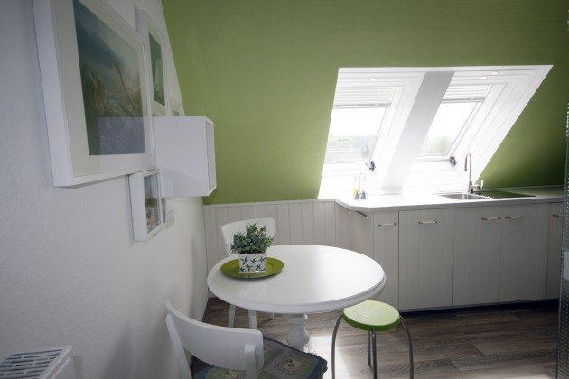 Elmenhorst - Ferienwohnung Seegras Obergeschoss Ref. 195406, Küche