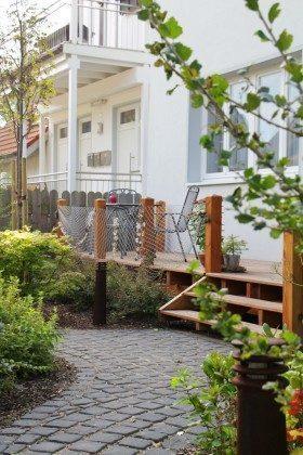 Diedrichshagen Appartement Altes Gutshaus - Außenansicht - Ref 55919-1