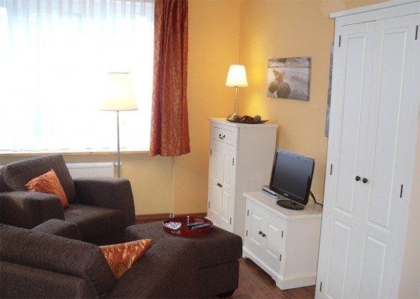 Diedrichshagen Appartement Altes Gutshaus - Wohn- Schlafzimmer - Ref 55919-1