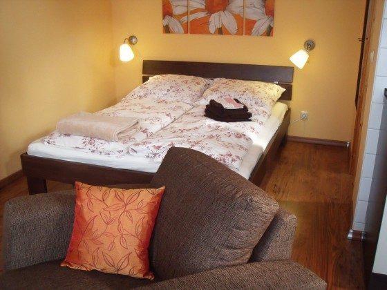 Diedrichshagen Appartement Altes Gutshaus - Schlafbereich - Ref 55919-1