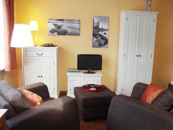 Diedrichshagen Appartement Altes Gutshaus - Wohnbereich - Ref 55919-1