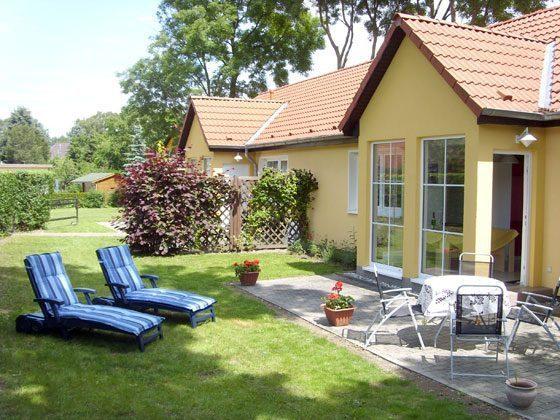 Ferienhaus Warnemünde mit Garten