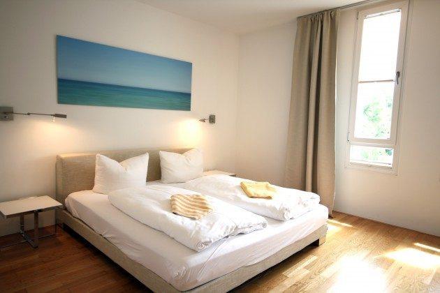 Schlafzimmer Warnemünde Ferienwohnung Kranich Ref: 179214