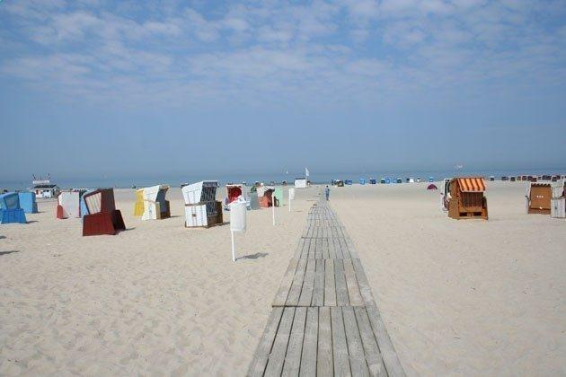 Am Strand von Warnemünde Warnemünde Ferienwohnung Meeresrauschen Ref: 217079