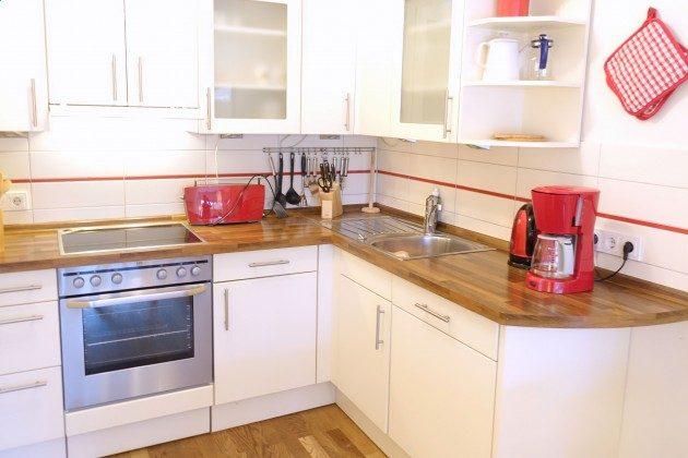 Küche  Residenz im Kurpark Ferienwohnung Strandkiesel Ref. 39997
