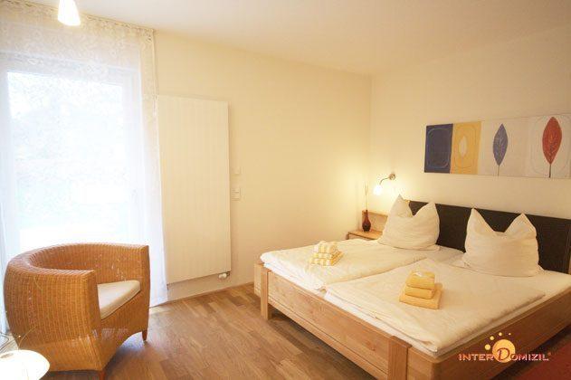 Schlafzimmer Warnemünde Residenz im Kurpark Ferienwohnung Strandkiesel Ref. 39997