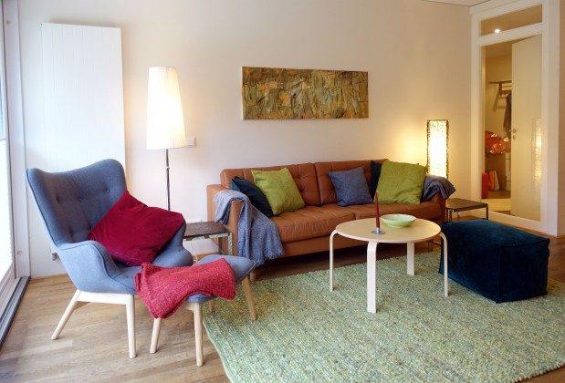 Wohnbereich Residenz im Kurpark Ferienwohnung Strandkiesel Ref. 39997