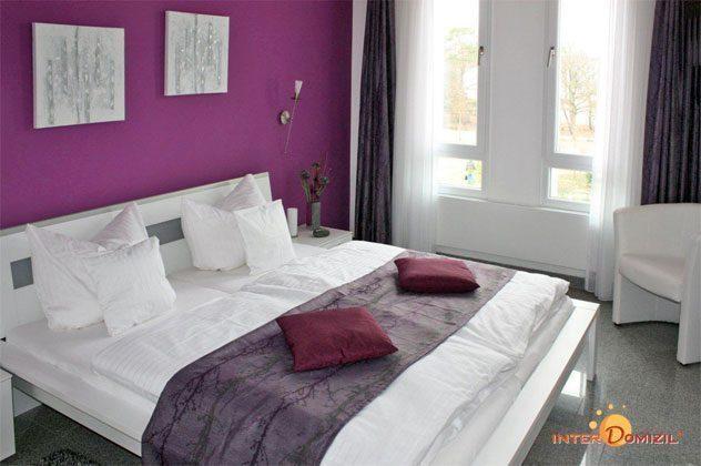 Schlafzimmer Warnemünde Residenz im Kurpark Ferienwohnung Seestern Ref. 41165