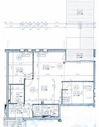 Grundriss Residenz im Kurpark Warnemünde Ferienwohnung Pier 1 Ref. 41248