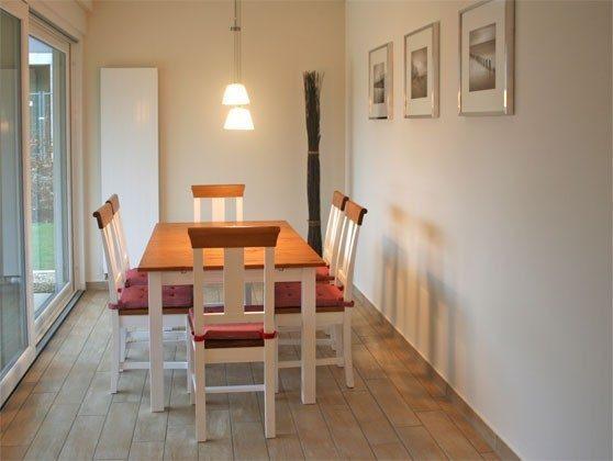 Wohnbereich Residenz im Kurpark Warnemünde Ferienwohnung Pier 1 Ref. 41248