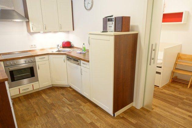 Küchenbereich Ferienwohnung Silbermöwe Ref: 42783-1