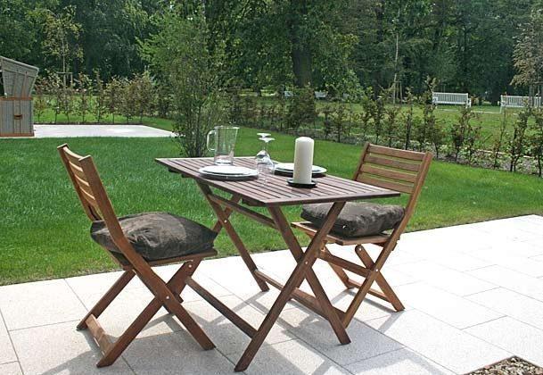 Terrasse Fewo  Düne 1 Ref: 42783-2 / Residenz im Kurpark