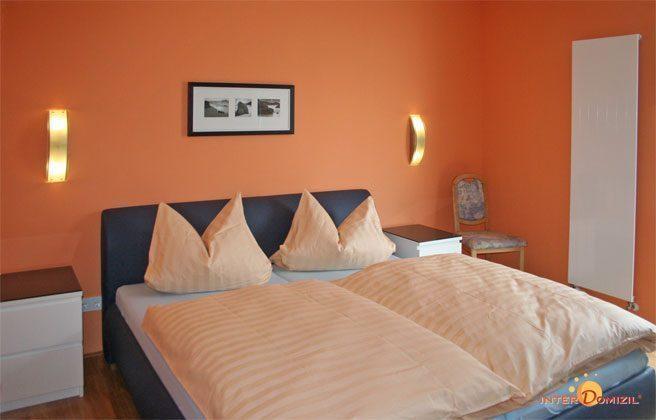 Schlafzimmer Residenz im Kurpark Warnemünde Ferienwohnung Strandkorb Ref. 44345