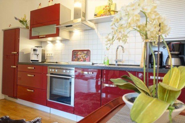 Küche Warnemünde Residenz im Kurpark Ferienwohnung Strandflieder Ref. 46732