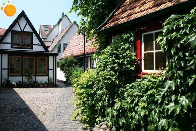 Querstraße Warnemünde Residenz im Kurpark Fewo Strandflieder Ref. 46732