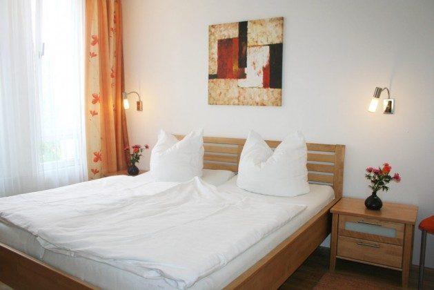 Schlafzimmer - Warnemünde Ferienwohnung Delfin Ref: 47963