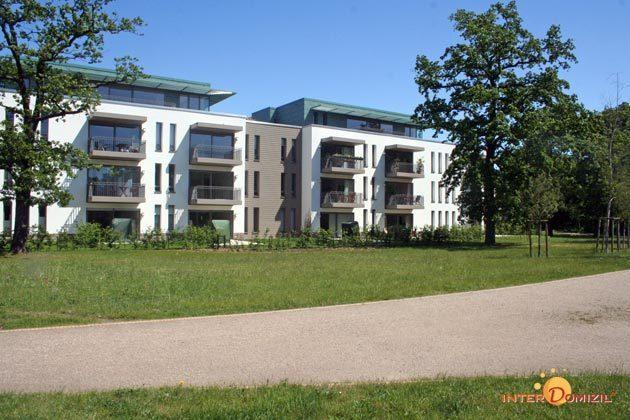 Außenansicht Residenz im Kurpark Warnemünde Ref. 49069