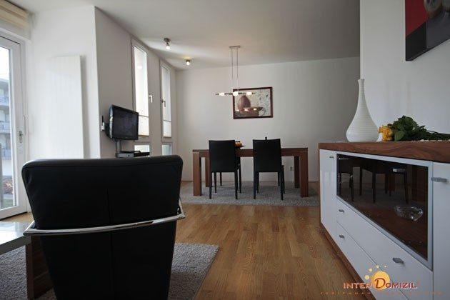 Wohnzimmer Ferienwohnung Kugelfisch 49516-1