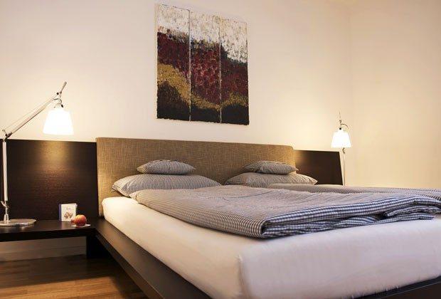 Schlafzimmer Warnemünde Ferienwohnung Sherrytime 2 Ref: 49585-2