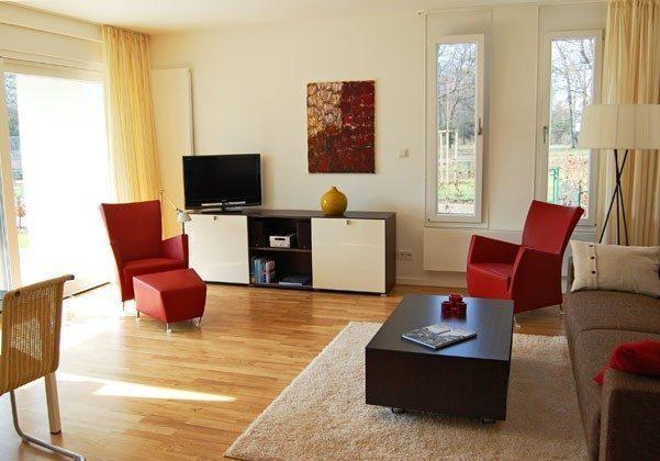 Wohnbereich Warnemünde Ferienwohnung Sherrytime 2 Ref: 49585-2