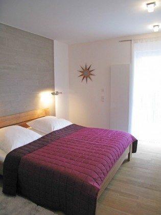 Schlafzimmer - Ferienwohnung Ref. 52120 - Residenz im Kurpark