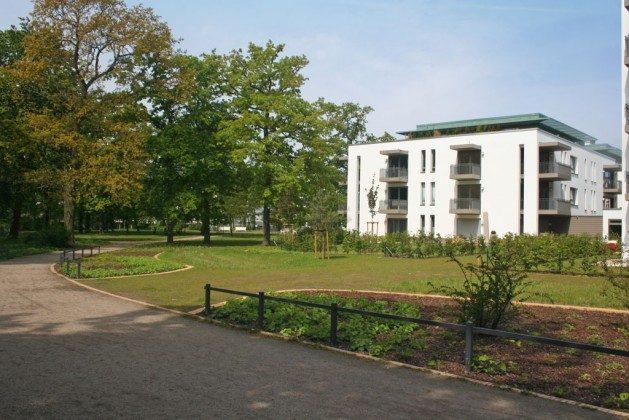 Anlage - Ferienwohnung Ref. 52120 - Residenz im Kurpark