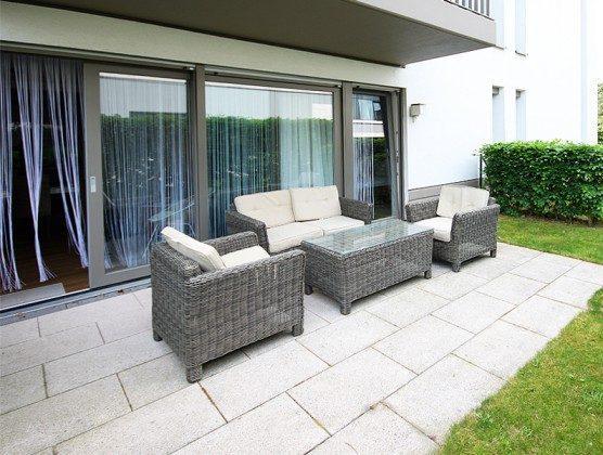 Wohnzimmer - Ferienwohnung Ref. 52120 - Residenz im Kurpark