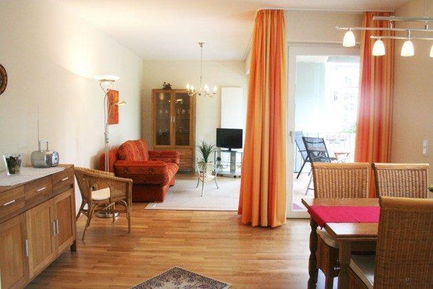 Warnemünde Ferienwohnung Meyer - Wohnzimmer - Ref: 53435
