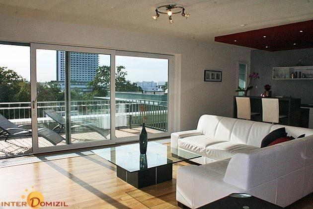 Bild 3 - Ferienwohnung Warnemünde  Penthouse Lee  Ref 5... - Objekt 54656-2