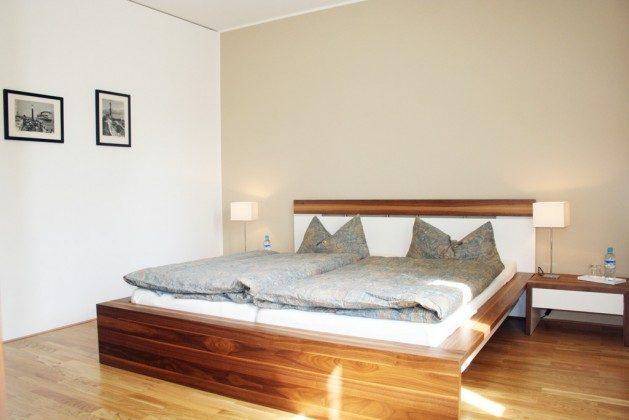 Schlafzimmer - Warnemünde Ferienwohnung Windflüchter - Ref. 55054 - 1