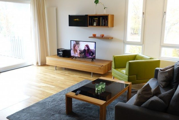 Wohnbereich- Warnemünde Ferienwohnung Windflüchter - Ref. 55054 - 1 Ferienwohnung Windflüchter