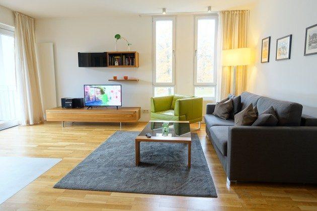 Sofa - Warnemünde Ferienwohnung Windflüchter - Ref. 55054 - 1
