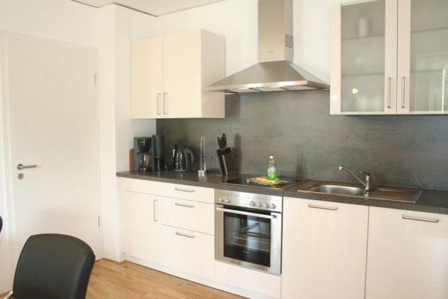 Küche - Warnemünde Ferienwohnung Windflüchter - Ref. 55054 - 1