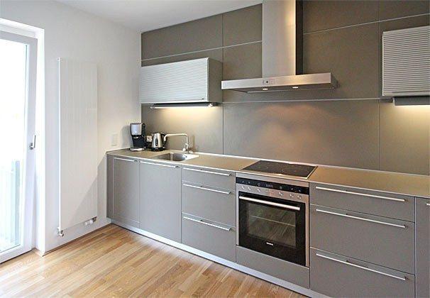 Küche Warnemünde Ferienwohnung Lichtblick Ref: 55933