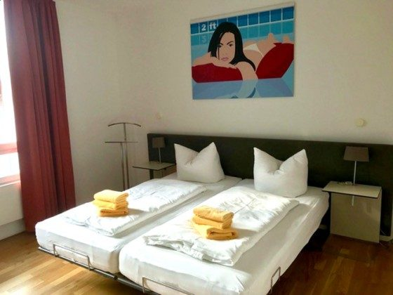 Schlafzimmer  Warnemünde Ferienwohnung Lichtblick Ref: 55933
