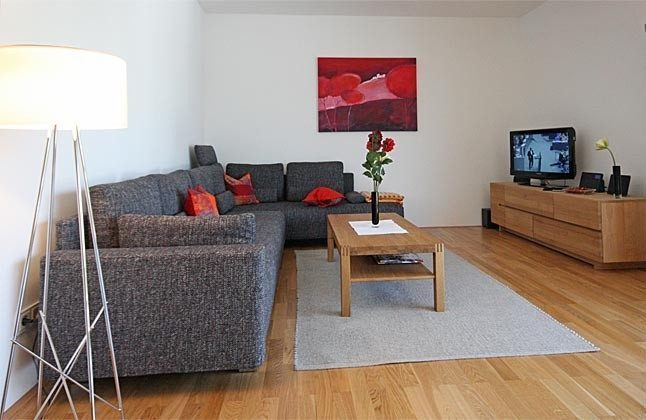 Wohnbereich Warnemünde Ferienwohnung Lichtblick Ref: 55933