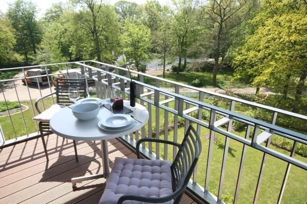 Balkon Warnemünde Ferienwohnung Lichtblick Ref: 55933