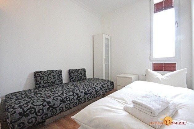 Schlafzimmer 2 Warnemünde Ferienwohnung Meeresrauschen Ref: 66143