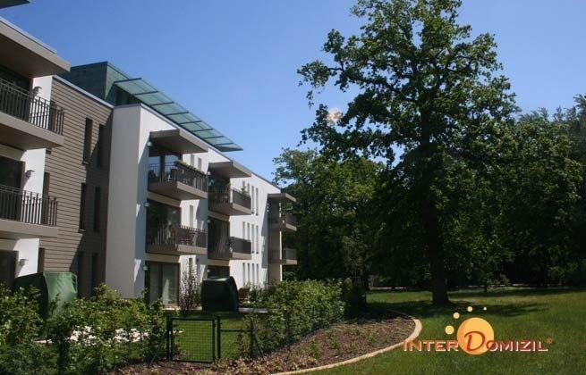 Aussen Residenz im Kurpark Warnemünde Ferienwohnung Meeresrauschen Ref: 66143